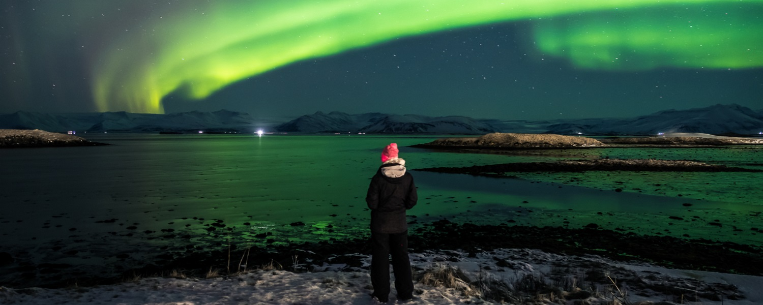 Iceland - Northern Lights