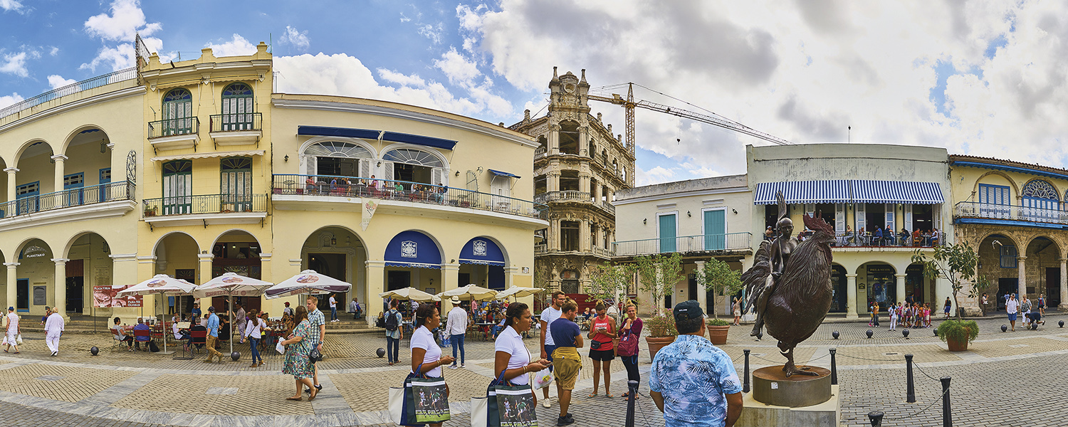 aa2ccc6f7 Survey says: Cuba travel on the uptick | NTA Courier