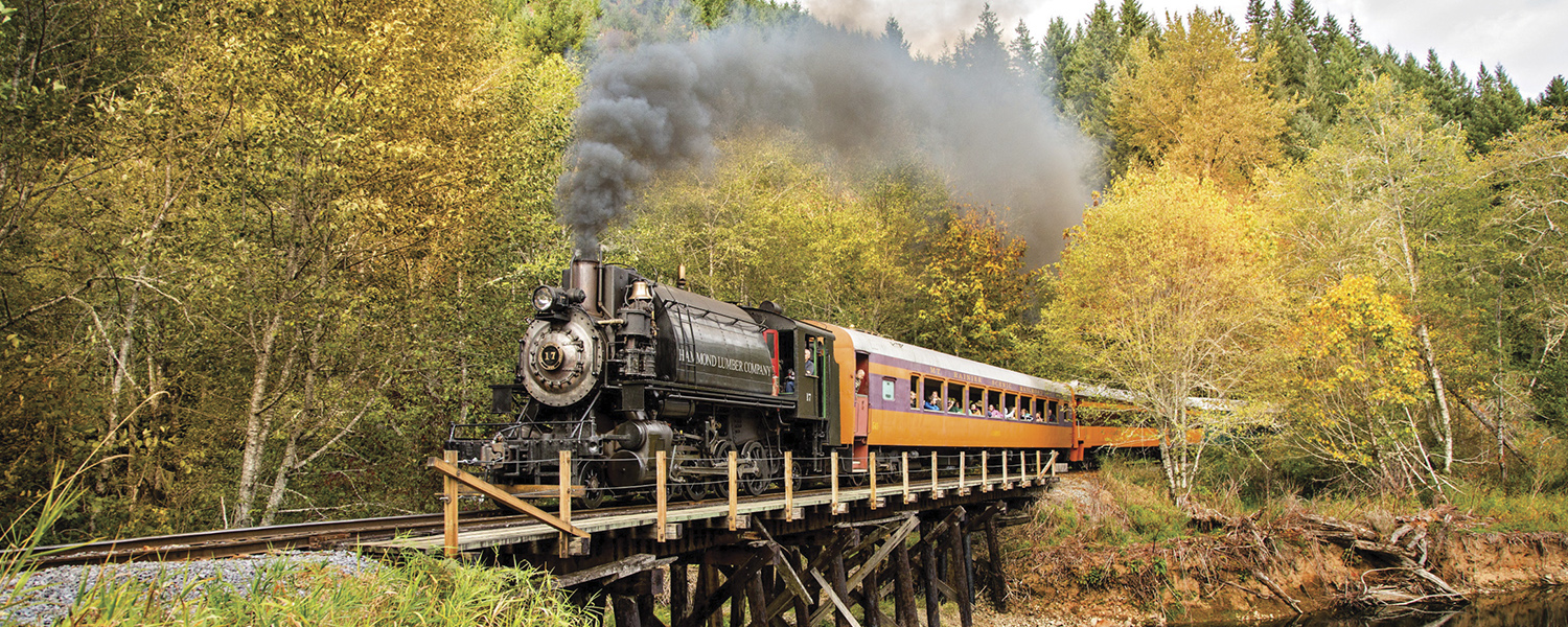 Mount Rainier Railroad