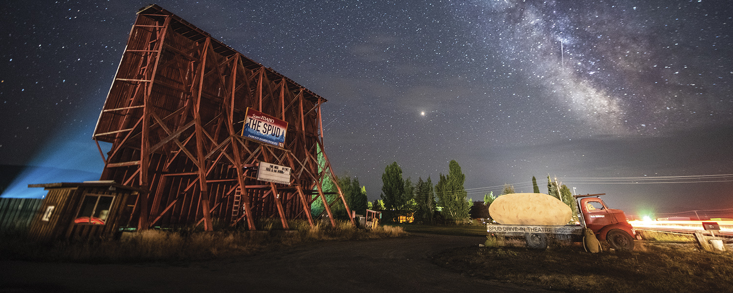 The Spud Drive-In