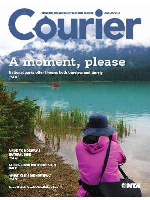 June/July Courier
