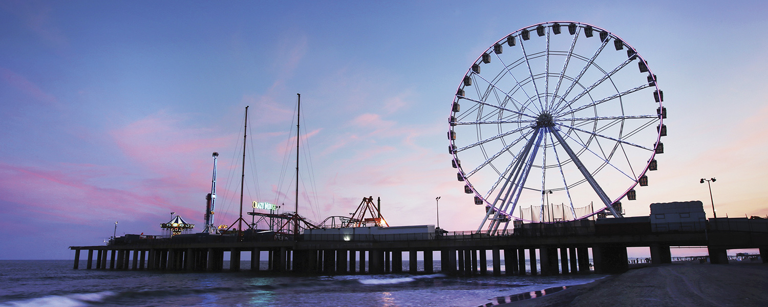The Wheel at Steel Pier