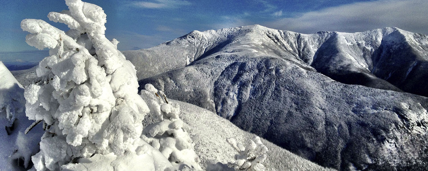 Cannon Mountain winter hike