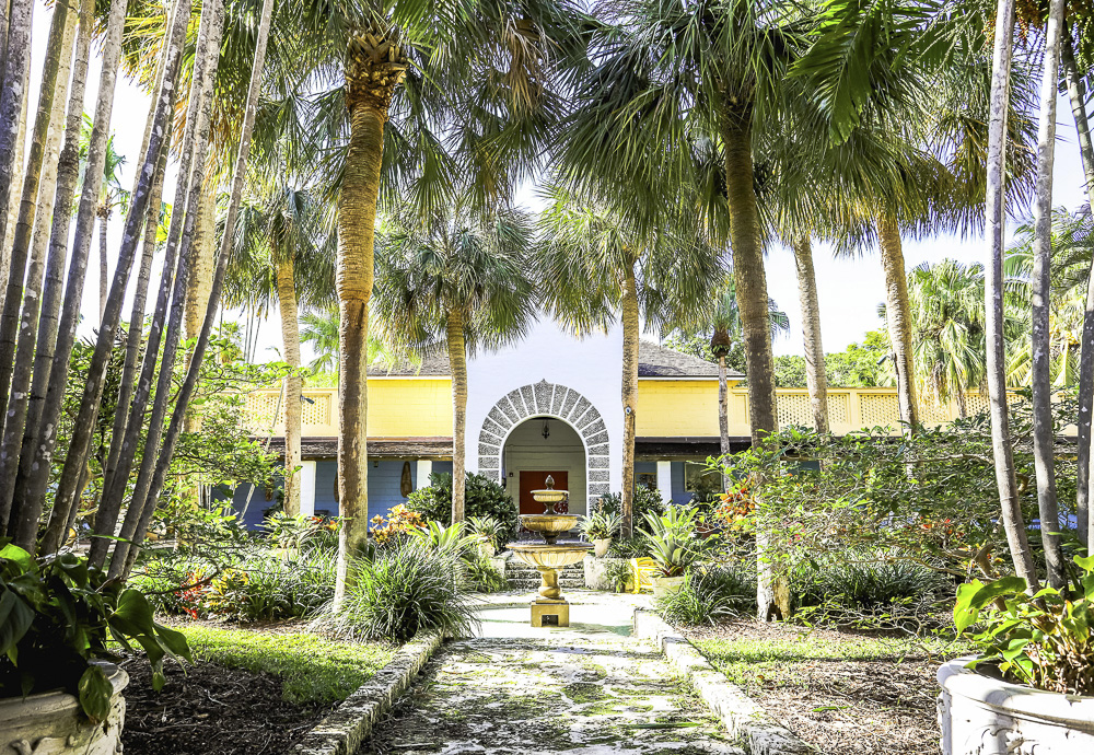 Bonnet House Museum in Fort Lauderdale