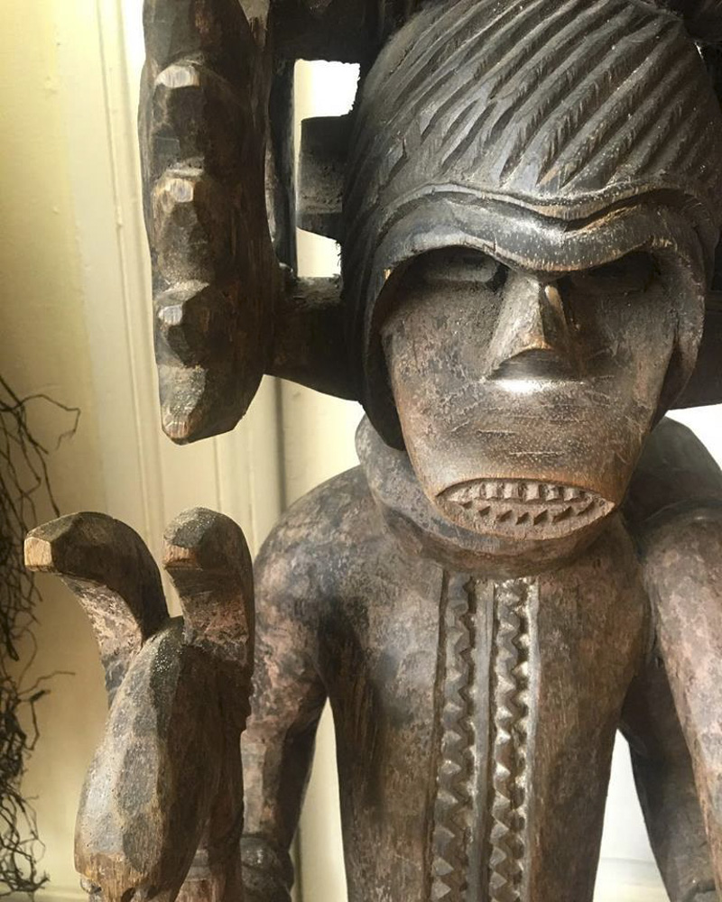 Savannah's African Art Museums artifacts