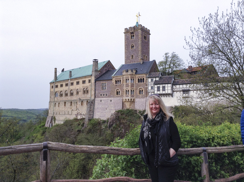 Rowena Drinkhouse at Wartburg Castle
