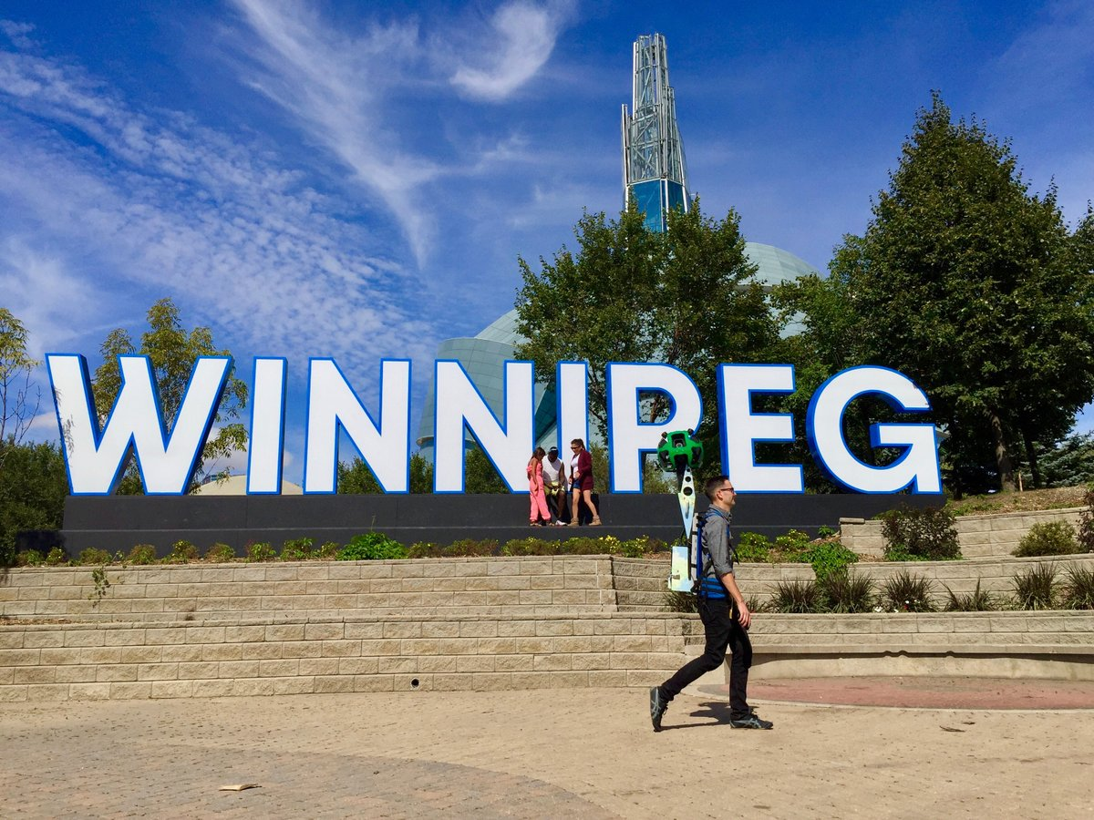 Tourism Winnipeg virtual tours