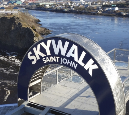 SkyWalk Saint John