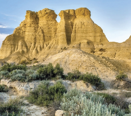 Little Jerusalem Badlands State Park groups kansas