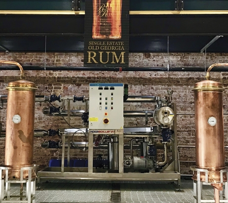 Richland Rum Distillery