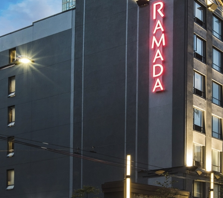 Hallmark Hotels' Ramada Vancouver Downtown