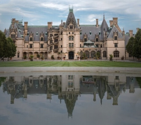 The Biltmore in Asheville, North Carolina