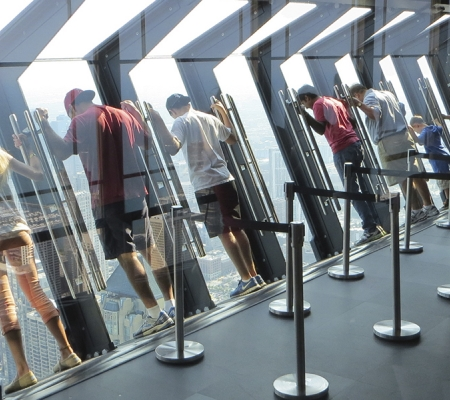 360 Chicago Observation Deck TILT