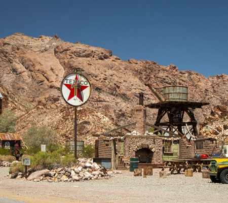 Eldorado Canyon Gold Mine