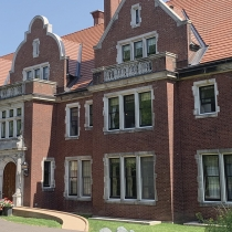 Glensheen Mansion in Duluth, Minnesota