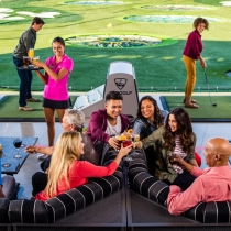 Topgolf in Overland Park, Kansas
